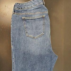 Torrid Jean's Size 16 Short